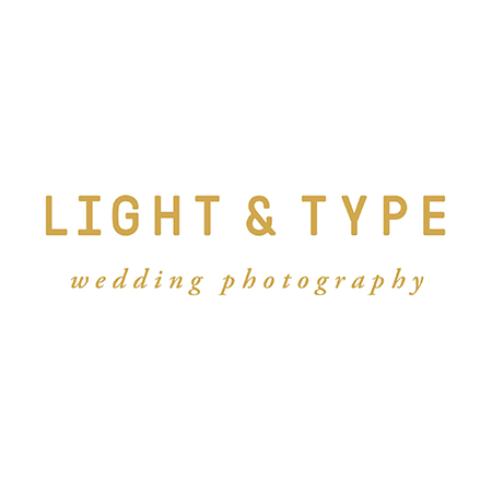 Light and Type Wedding Photography