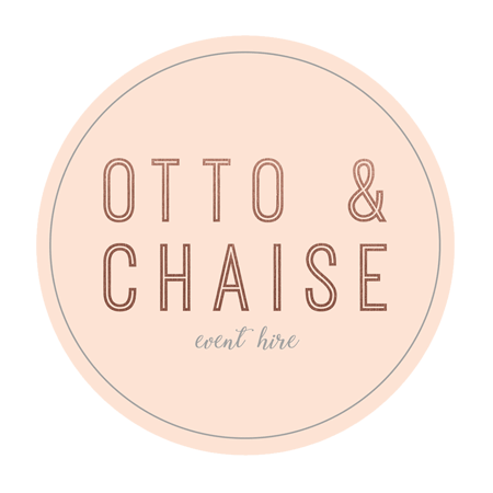 Otto and Chaise Event Hire